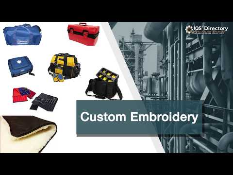Custom Embroidery Manufacturers Suppliers