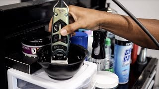 HOW TO CLEAN YOUR BARBER CLIPPERS: CLIPPER MAINTENANCE