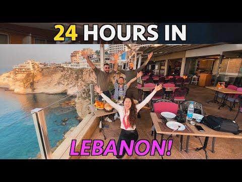 24 Hours In LEBANON 🇱🇧