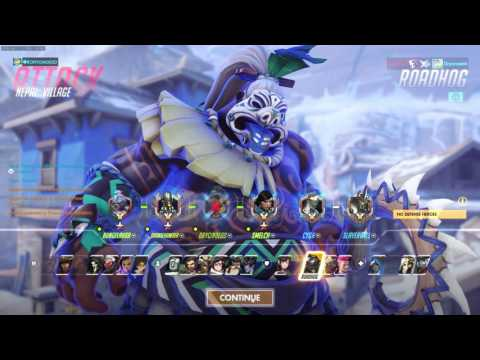 Overwatch: Competitive Nepal