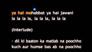 Download Hindi Video Songs - Do Lafzon Ki