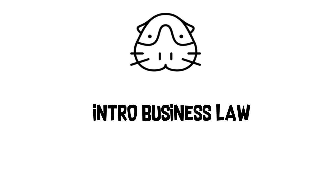 CLEP EXAM - Intro To Business Law Test Review & Study Tips