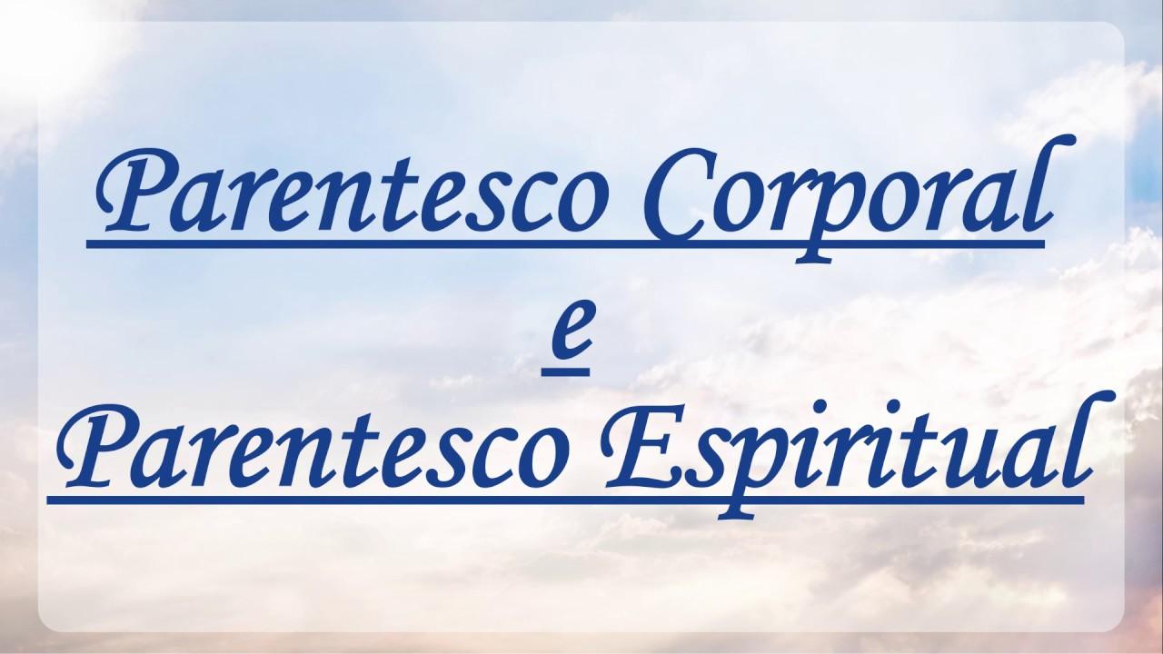 PARENTESCO ESPIRITUAL PDF DOWNLOAD