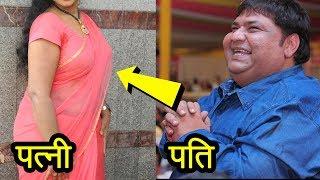 डॉक्टर हाथी की रियल लाइफ पत्नी आपने आज तक नहीं देखी होगी..दंग रह जाओगे - Kavi Kumar Azad wife