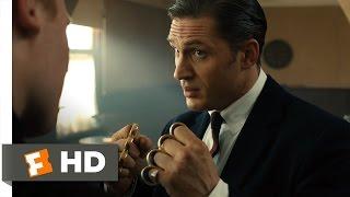 Legend (2015)   Bar Beatdown Scene (1/10) | Movieclips
