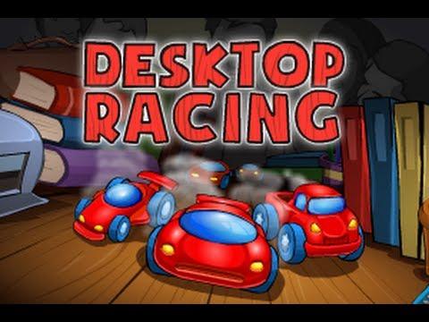 Desktop Racing (Android & IOS) - Game Trailer