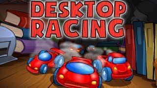 Desktop Racing (Android & iOS) - Game Trailer