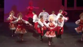 Танцы 2015   Калинка  Лучший русский народный танец(Подписываемся на канал ставим лайки будет много смешного и интересного видео, автор данного видео - Set Dance., 2016-05-17T12:51:54.000Z)