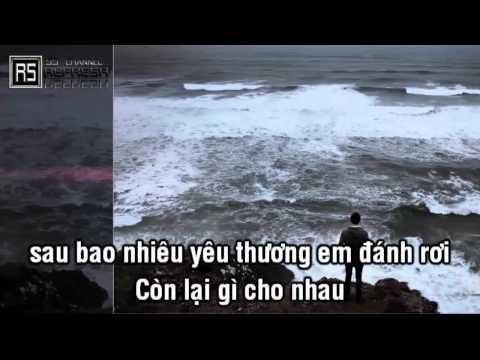 Cứ Thế Mong Chờ - Nguyễn Đình Vũ [ Beat Karaoke ]