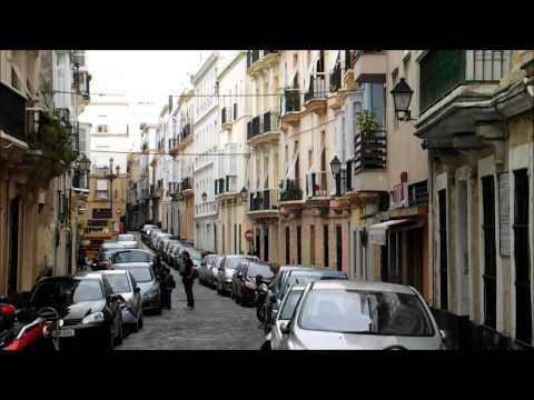 Streets, Squares and Markets of Cadiz, Spain - Calles, Plazas y mercados de Cadiz