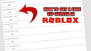 HOW TO GET A FREE VIP SERVER IN ROBLOX (sort of) | Roblox+ Extension