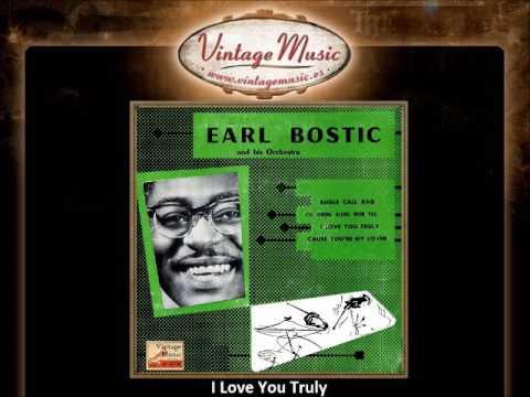 Earl Bostic – I Love You Truly