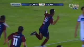 Atlante 1-0 Celaya / Ida Semifinal Ascenso Mx (Ap. 2016)