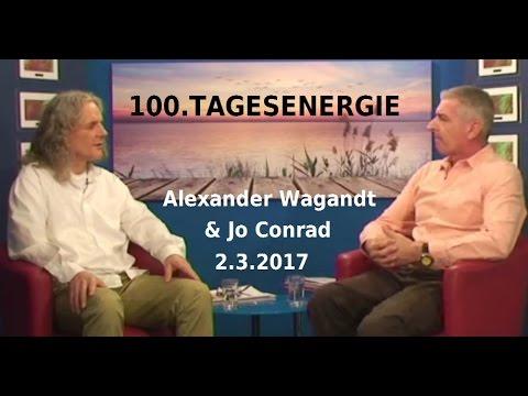 100. TAGESENERGIE - Alexander Wagandt & Jo Conrad| Bewusst.TV - 2017