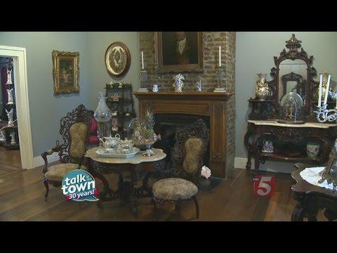 Go Inside The Lotz House Civil War Museum in Franklin, TN