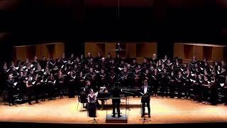Sam Champagne - tenor solo (1)