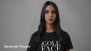 Savannah polydor - participant of the Gold Face 2017
