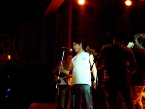 el municipal band -  mala transa - CAMELOT TEATRO BAR 11 04 09