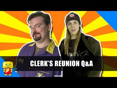 Clerks Q&A with Jason Mewes and Brian O'Halloran