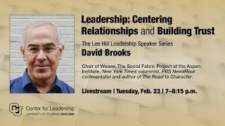 Leo Hill Leadership Speaker Se…