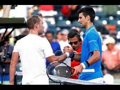 Andy Murray vs Dominic Thiem 2015 Miami QuarterFinals Highlights HD