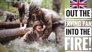 HD & Parachute Regiment Centralised Courses   British Army   Pirbright