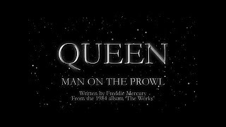 Watch music video: Queen - Man On The Prowl