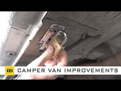 Custom Camper Van - Improvements After One Year of Use - 4