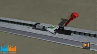 Монтаж привода на гаражные ворота Hormann(Узнать стоимость привода Hormann и монтажа вы можете на нашем сайте: ..., 2012-11-15T08:06:43.000Z)
