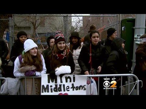Kate Middleton Tours Harlem Child Development Center