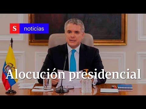 Iván Duque informa al país sobre pandemia y cuarentena en Colombia | Junio 8 de 2020 | Noticias hoy