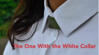 The One with the White Collar || Royal Cupcakes