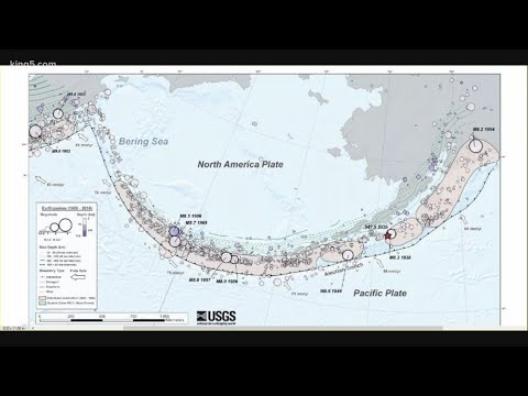 Alaska earthquake provides valuable insight for Pacific Northwest ...