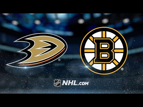 Gibson, Henrique power Ducks to 3-1 victory