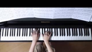 なんでもないや(movie ver.) ピアノ RADWIMPS  映画 『君の名は。』挿入歌