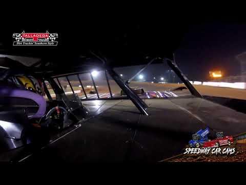 #05 TJ BRittain - Crate - 4-26-19 Talladega Short Track - In Car Camera