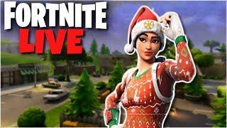 FORTNITE LIVE // NOG OPS SKIN BACK! // SUB-SUNDAY // Gameplay TIPS