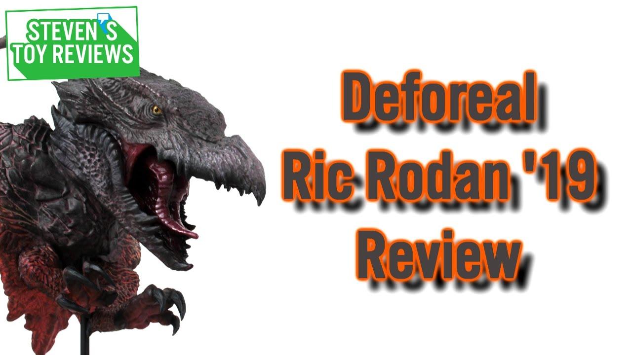 Deforeal Rodan 2019 Ric Version Review