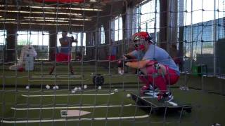 Catching Tools: Balance via the BASEBALLANCE Cincinatti Reds