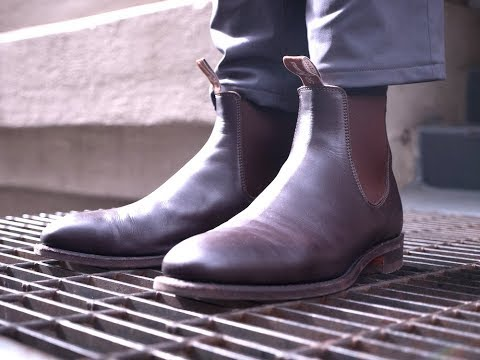 Review: Australia's National Boot, the R.M. Williams Comfort Craftsman