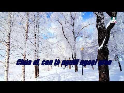 Karaoke Con Quỳ Lạy Chúa Trên Trời [ Giáng Sinh ]