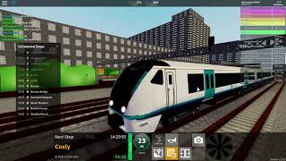 Roblox Stepford County Railway Ep 15(Stepford Central---Leighton Stepford Road)