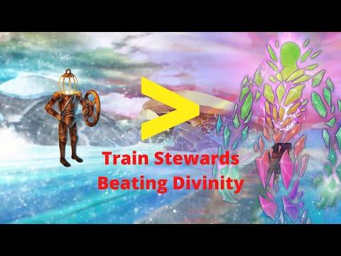 Monster Train - Stewards vs The Last Divinity |