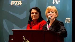 National PTA Town Hall Forum on School Safety - Part 2/5