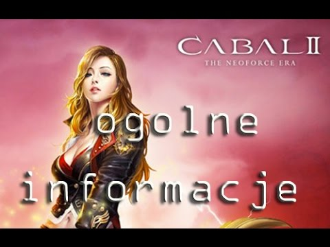 Cabal 2 – ogolne informacje , klasy , skile  ( gameplay pl ) 1080 60fps