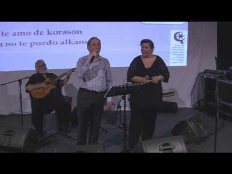 Sephardic Music: PARA KE KERO YO MAS BIVIR by LOS PASHAROS SEFARADIS