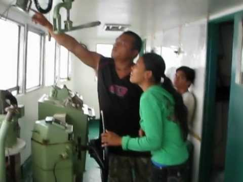 ubay bohol to maasin  in ferry