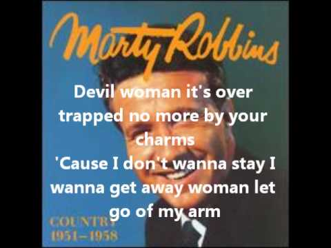 Marty Robbins- Devil Woman