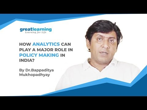How Analytics can Play a Major Role in Policy Making | Predictive Analytics using Satellite Imagery
