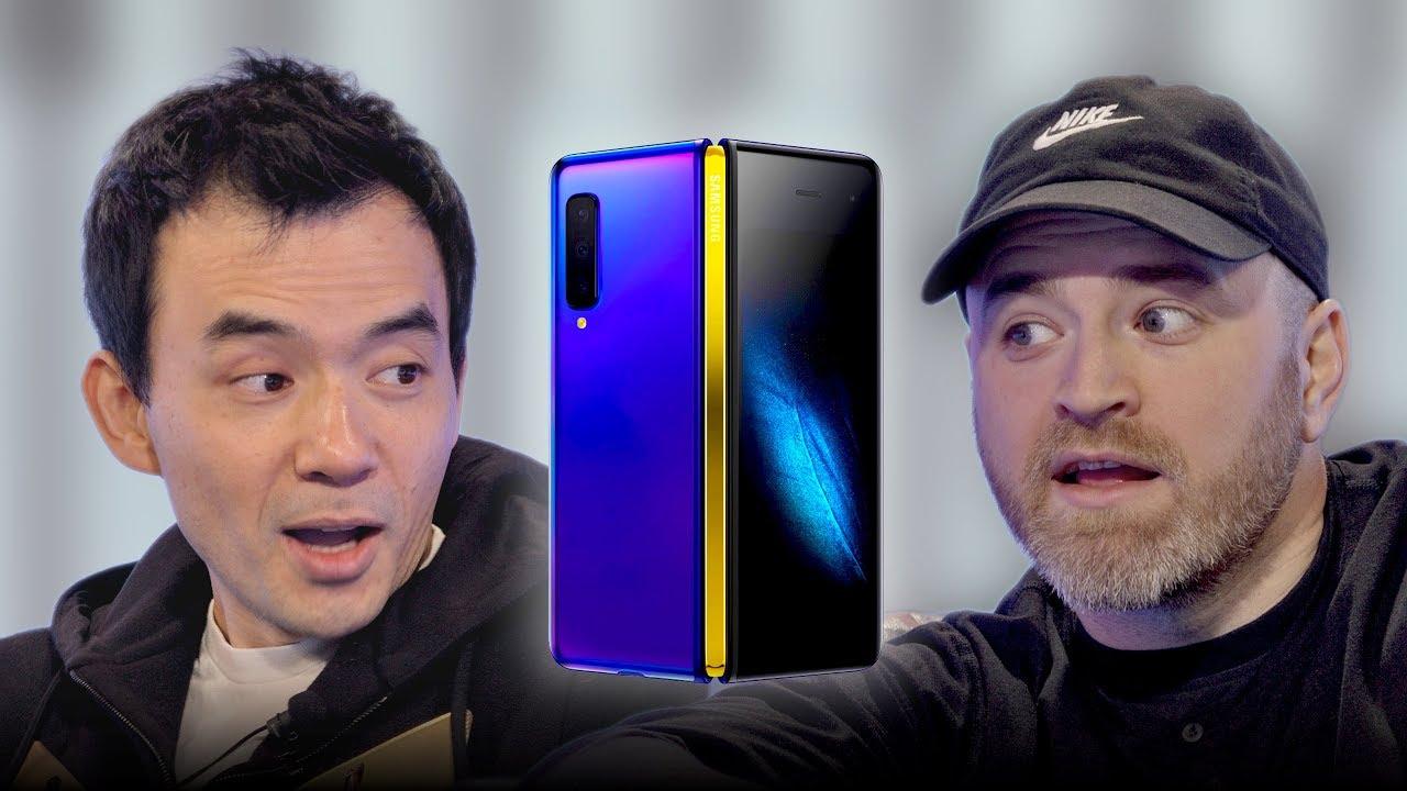 Behold The $2000 Samsung Galaxy Fold